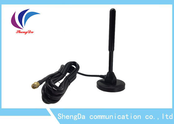 LTE High Gain Antena 4G Omni Directional Pure Copper Rod RG58 Kabel 6dbi
